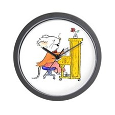 musical mouse - Wall Clock
