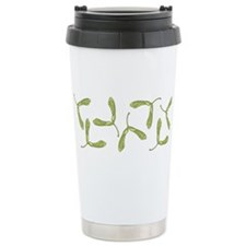 Maple Seeds Travel Mug