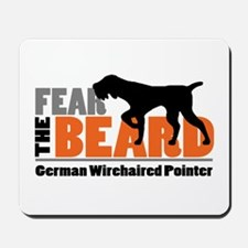 Fear The Beard - Gwp Mousepad