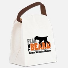 Fear the Beard - GWP Canvas Lunch Bag