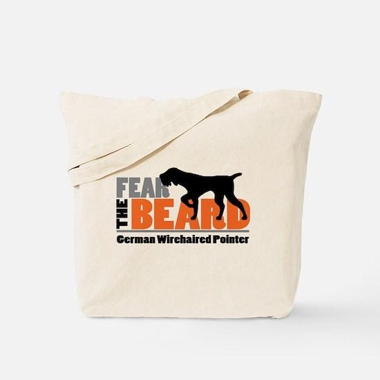 Fear the Beard - GWP Tote Bag