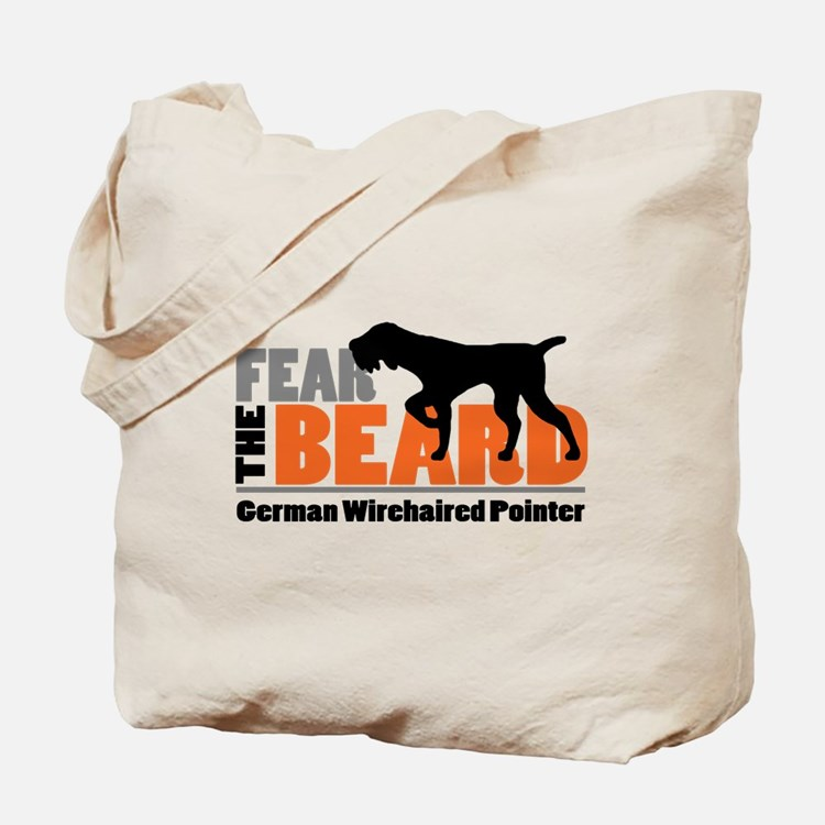 Fear the Beard - GWP Tote Bag