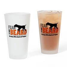 Fear the Beard - GWP Drinking Glass