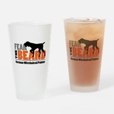 Fear the Beard - GWP Drinking Glass