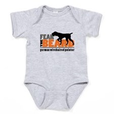 Fear The Beard - Gwp Baby Bodysuit