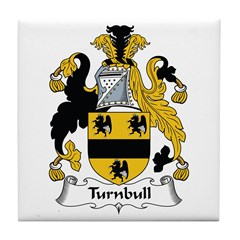 Turnbull I Tile Coaster