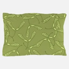 Maple Seeds Pillow Case