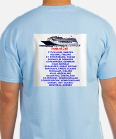 2008 North Atlantic Explorers - T-Shirt
