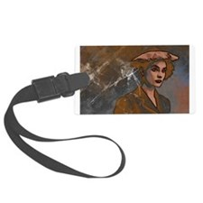 Giselle Luggage Tag