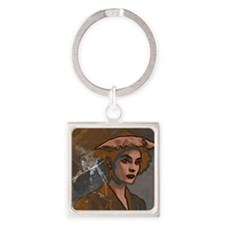 Giselle Square Keychains