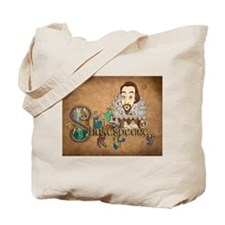 Shakespeare Illuminated Tote Bag