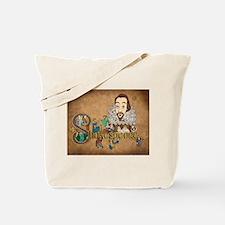 Shakespeare Illuminated Tote Bag