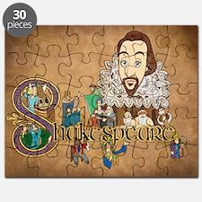 Shakespeare Illuminated Puzzle
