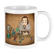 Shakespeare Illuminated Mugs