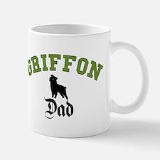 Griffon Dad 3 Mug