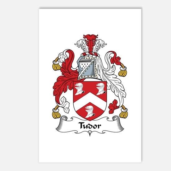 Tudor Postcards (Package of 8)