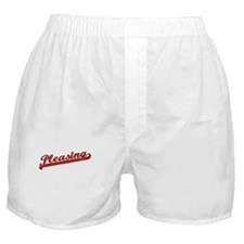 Pleasing Boxer Shorts