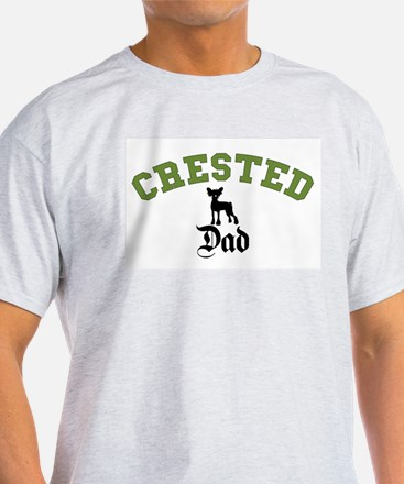 Crested Dad 3 T-Shirt