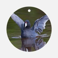 Coot Round Ornament