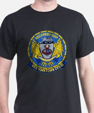 USS Yorktown Apollo 8 T-Shirt