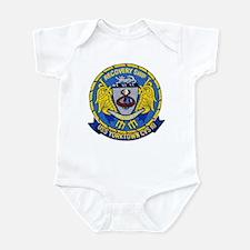 USS Yorktown Apollo 8 Infant Bodysuit