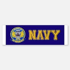 USS Yorktown Apollo 8 Bumper Bumper Sticker