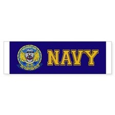 USS Yorktown Apollo 8 Bumper Sticker