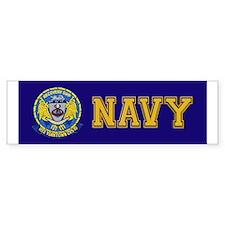 USS Yorktown Apollo 8 Bumper Sticker