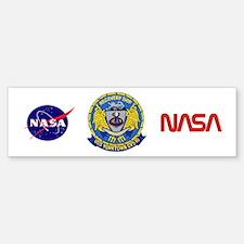 NASA Apollo 8 Bumper Bumper Sticker