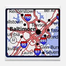 Baltimore Weapon X Coaster