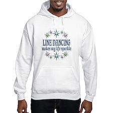 Line Dancing Sparkles Hoodie