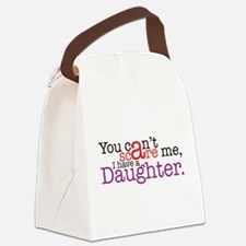 I have a daughter Canvas Lunch Bag