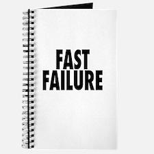 Fast Failure Journal