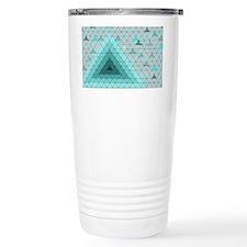 Geometric Dreams Travel Mug