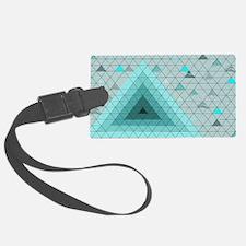 Geometric Dreams Luggage Tag