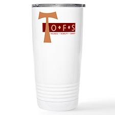 OFS Secular Franciscan Travel Coffee Mug