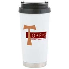 OFS Secular Franciscan Travel Mug
