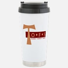 OFS Secular Franciscan Travel Mug