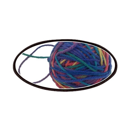 Yarn Ball Patches