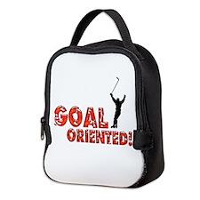 Goal Oriented Neoprene Lunch Bag