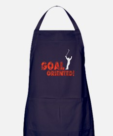 Goal Oriented Apron (dark)