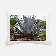 Agave Rectangular Canvas Pillow