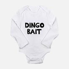 Dingo Bait Long Sleeve Infant Bodysuit