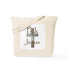 Cute Pick Tote Bag