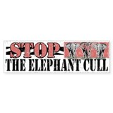Ban ivory Stickers