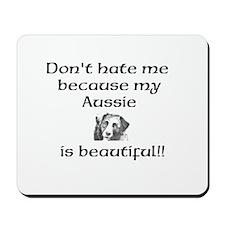 Dont hate...Aussie Mousepad