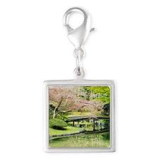 Cherry Blossom Bridge Charms