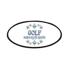 Golf Sparkles Patches