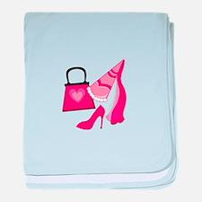 Princess Accessories baby blanket