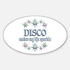 Disco Sparkles Decal